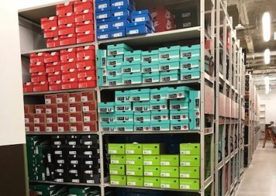 Shoe Stoe Retail Storage Solutions
