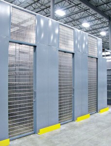 secured healthcare storage